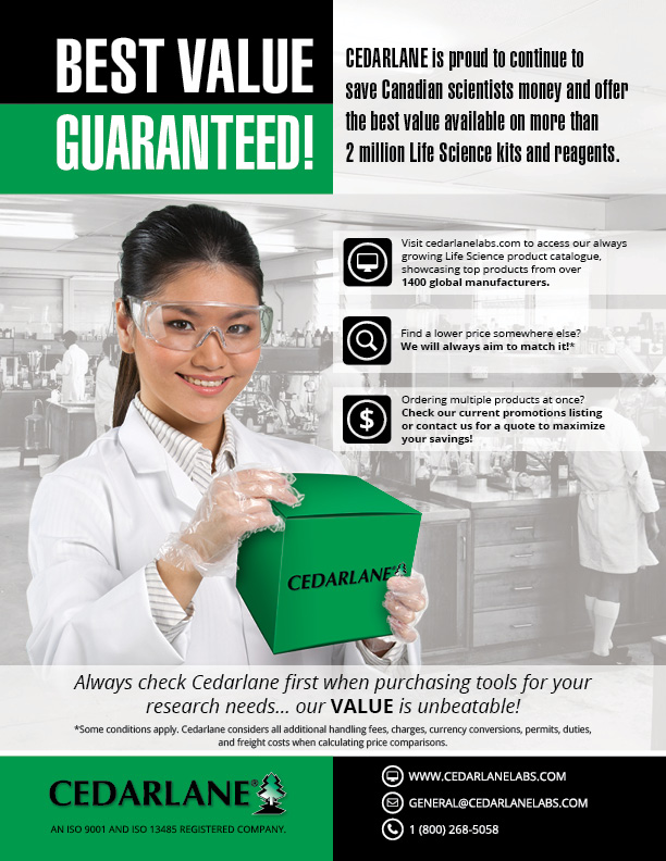 Cedarlane - Best Value Guaranteed