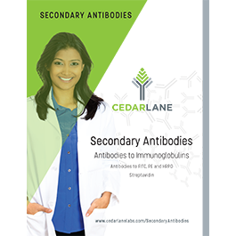 Cedarlane Secondary Antibodies Flyer