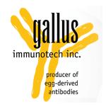 Gallus Immunotech Inc.