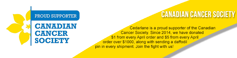 Cedarlane Canadian Cancer Society