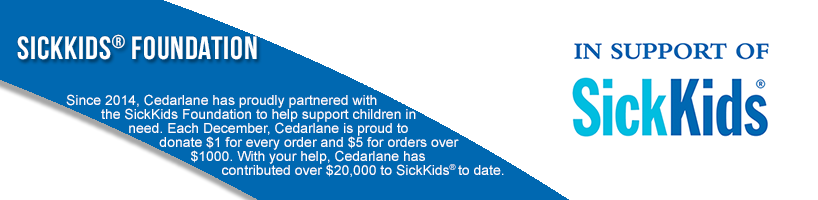 Cedarlane SickKids Foundation