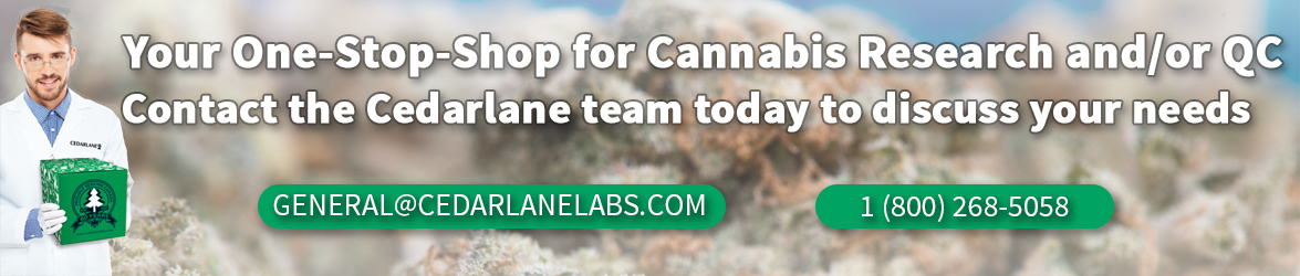 Better Cannabis with Better Science from Cedarlane
