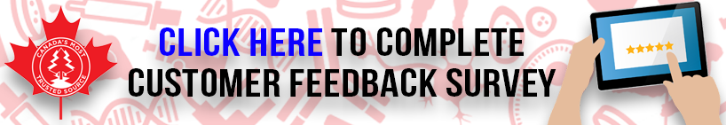 Cedarlane 2018 Customer Feedback Survey