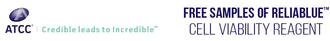 Free Samples of ATCC ReliaBlue through Cedarlane