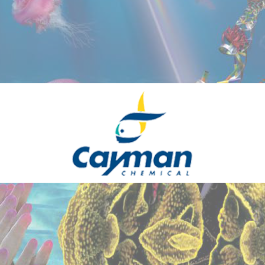 Save on Cayman Chemical products through Cedarlane