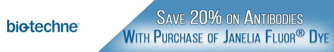 Save 50% on Select Loading Controls through Bio-Techne and Cedarlane