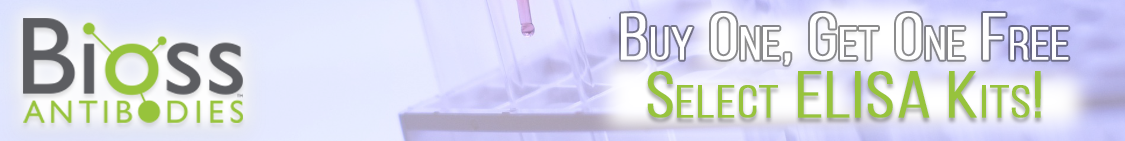 Save on Bioss ELISA Kits from Cedarlane
