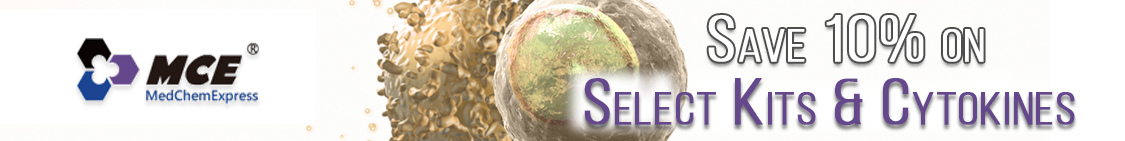 Save on Medchem Express Cytokines and Kits from Cedarlane