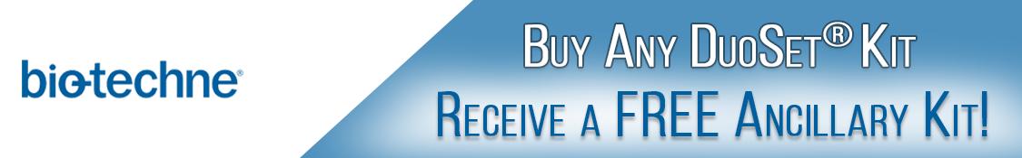 Save on DuoSet Kits through Bio-Techne and Cedarlane