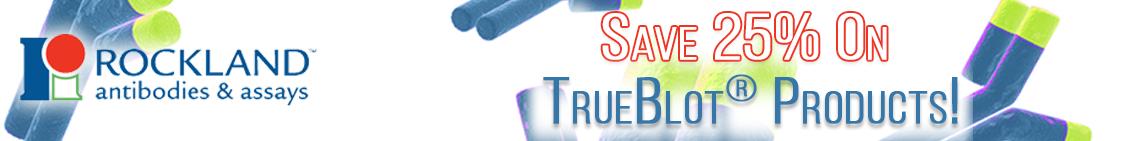 Save on Rockland TrueBlot Products