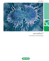 Bio-Rad alamarBlue Cell Proliferation and Viability Reagent Brochure