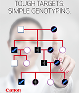 Canon BioMedical Tough Targets Simple Genotyping Brochure