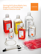 Corning Cell Culture Product Selection Guide