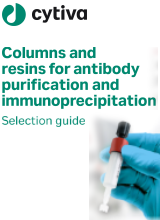 Cytiva Columns and Resins for Antibody Purification and Immunoprecipitation Brochure