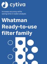 Cytiva Whatman Ready to Use Filter Family Brochure