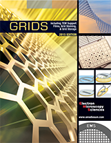 Electron Microscopy Sciences Grids Brochure