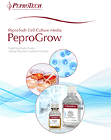 Peprotech Cell Culture Media Booklet