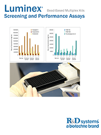 RD Systems Luminex Screening and Performance Assays