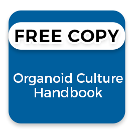 Get Your Free Bio-Techne Organoid Culture Handbook through Cedarlane