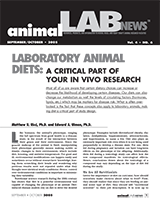 Research Diets Laboratory Animal Diets Study