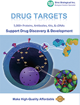 Sino Biological Drug Targets Catalogue