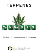 TRC Terpenes in Cannabis Brochure