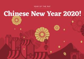 Cedarlane Chinese New Year, January 2020