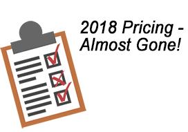 Cedarlane 2018 Pricing - Ending Soon