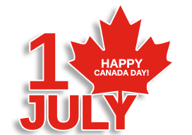 Happy Canada Day from Cedarlane, July 2020