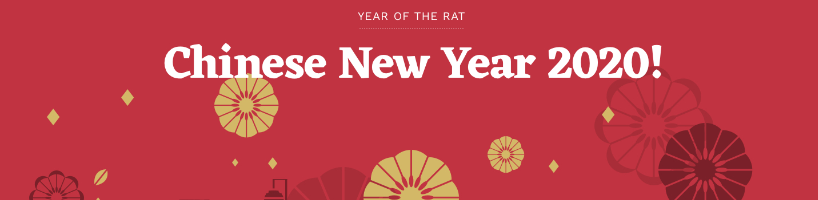 Cedarlane Chinese New Year Notice, January 2020