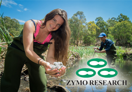 Zymo Research Partners with TeaComposition for H20 Project
